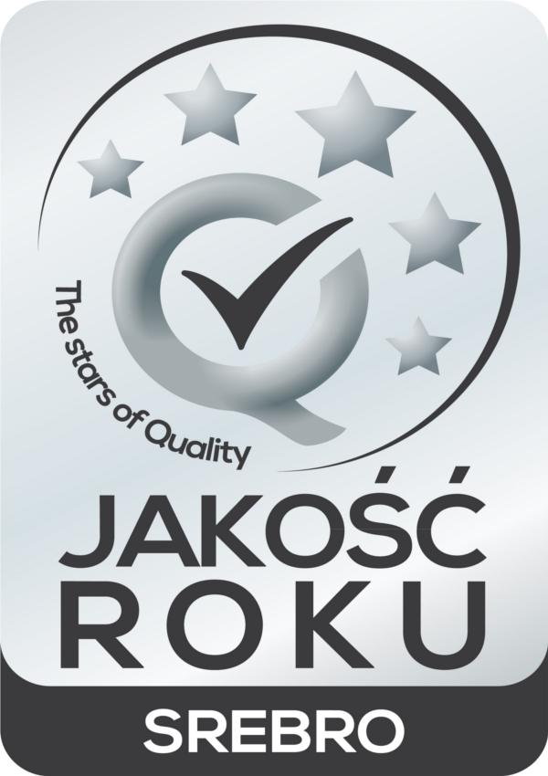 Logo tytułu JAKOŚĆ ROKU 2012 2