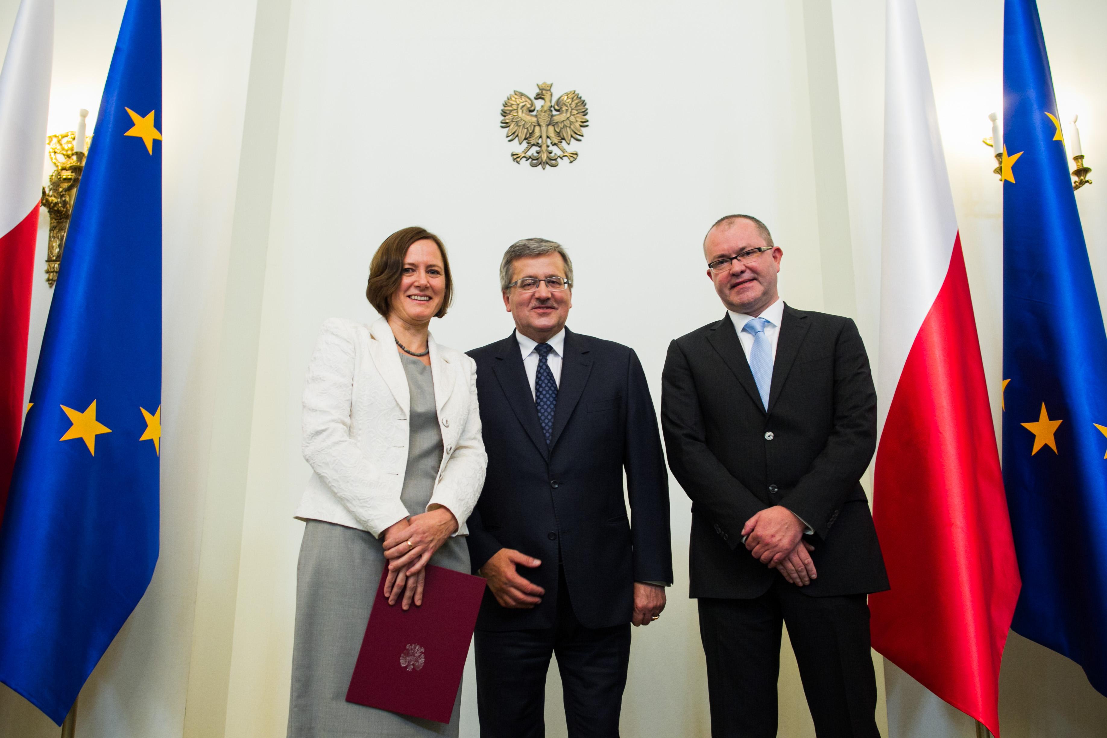 Nominacja profesorska dr hab. Magdy Zaułuskiej-Kotur 2