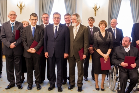 Nominacja profesorska dra hab. Wojciecha Paszkowicza 2