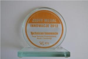 Medal Technicon Innowacje VIII
