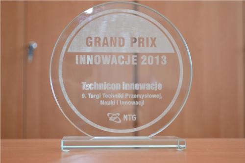 Medal Technicon Innowacje IX 1